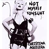 "Not Myself Tonightvon ""Christina Aguilera"""