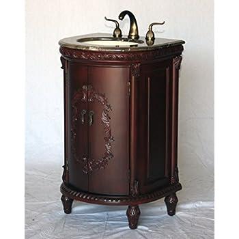 22-Inch Antique Style Single Sink Bathroom Vanity Model 2193-505 MXC