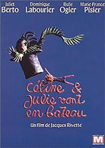 Céline & Julie vont en bateau - Édition Collector 2 DVD [Édition Collector]