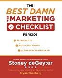 The Best Damn Web Marketing Checklist, Period!