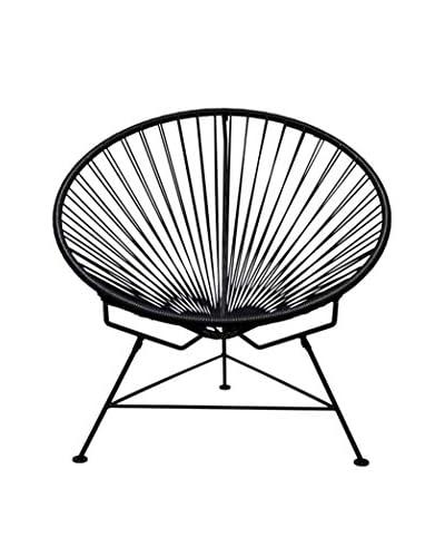 Innit Designs Innit Chair, Black/Black