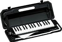 KC 鍵盤ハーモニカ (メロディーピアノ) ブラック P3001-32K/BK