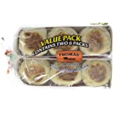 Thomas', Original White English Muffins, 12 ct, 24 oz