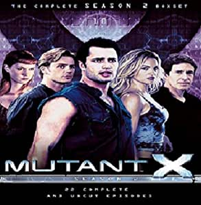 Mutant X - the Complete Season 2 [Box Set]