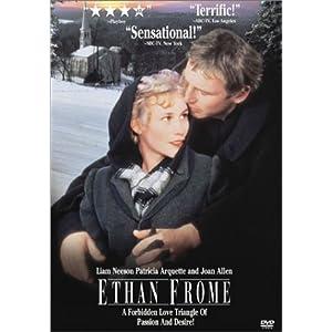 Amazon.com: Ethan Frome: Liam Neeson, Patricia Arquette, Gil Rood ...