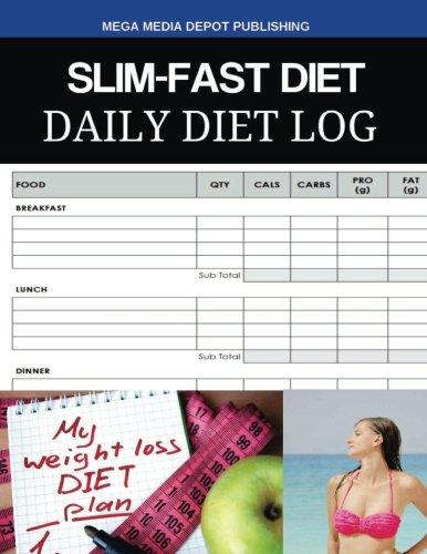 slim-fast-diet-daily-diet-log