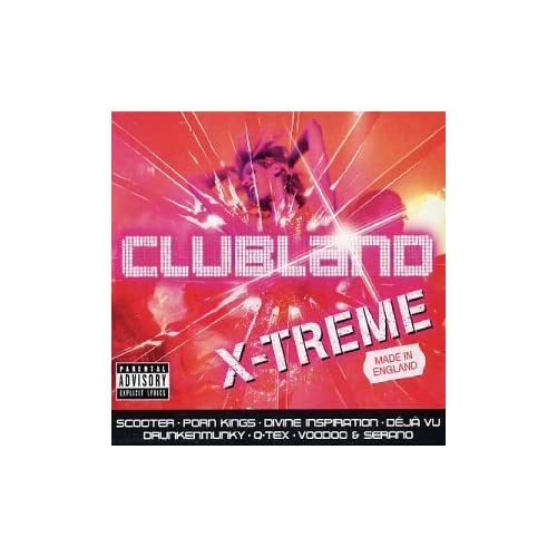 clubland xtreme hardcore 9 torrent
