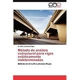 Método de análisis estructural para vigas estáticamente indeterminadas: Método de Arnulfo Luévanos Rojas