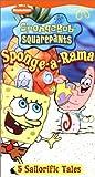 SpongeBob SquarePants - Sponge-A-Rama [VHS]