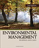 Environmental Management: Readings and Cases, 2nd Edition