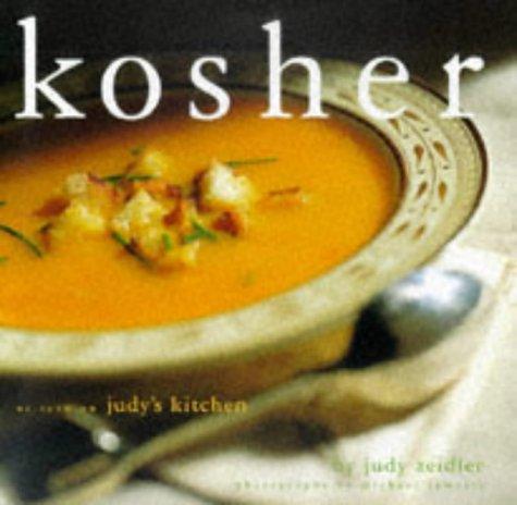 Master Chefs Cook Kosher by Judy Zeidler