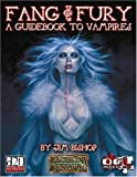 img - for Fang & Fury: A Guidebook To Vampires (Races of Renown) book / textbook / text book