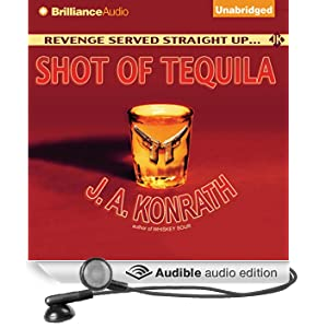 Shot of Tequila: A Jacqueline 'Jack' Daniels Mystery