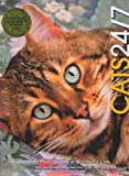 Cats 24/7: Extraordinary Photographs of Wonderful Cats (0811848159) by Smolan, Rick