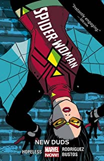 Book Cover: Spider-Woman Vol. 2: New Duds