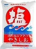 沖縄の塩シママース やきしお 1kg