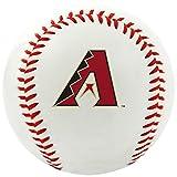 MLB Arizona Diamondbacks Team Logo Baseball, Official, White