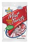 Sugar Free Mint Twists Candy Peppermint 3.75 oz. bag