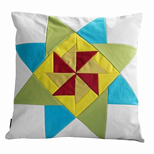 [Windmühle Muster] dekorative Kissen Hauptsofa / Bett Leinwand Kissen