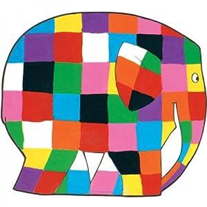 elmar elmer elefant tischset set platzset baby. Black Bedroom Furniture Sets. Home Design Ideas