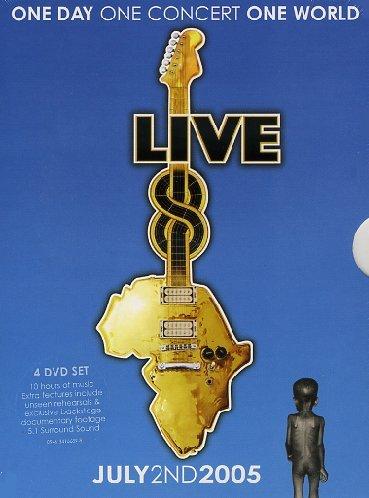 Live 8 - July 2nd 2005