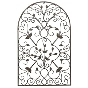 "Gardman 8400 Spanish Arch Wall Art, Antique Rust, 30.23"" Long x 19.11"" Wide"