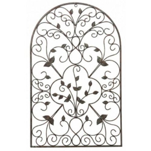 Gardman 8400 Spanish Arch Wall Art, Antique Rust, 30.23
