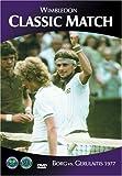 Wimbledon Classic Match: Gerulaitis Vs Borg 1977 [DVD] [Import]