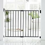 Munchkin-Push-to-Close-Extending-Baby-Safety-Gate-Dark-Grey