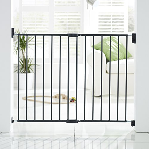 Munchkin Gate Parts: Munchkin Push To Close Extending Baby Safety Gate, Dark