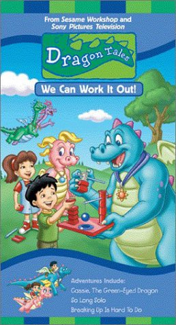 Dragon Tales - We Can Work It Out [VHS]