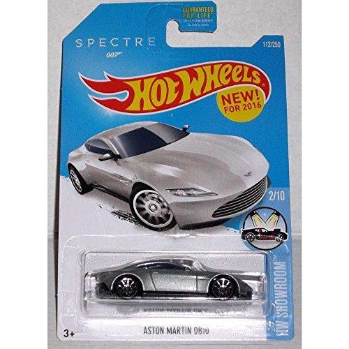 007 スペクター ホットウィール 1/64スケール 2016 ダイキャストカー アストンマーティン・DB10 / 007 SPECTRE HOT WHEELS ASTON MARTIN DB10【並行輸入品】ボンドカー