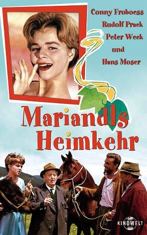 Mariandls Heimkehr [VHS]