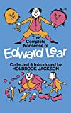 img - for The Complete Nonsense of Edward Lear book / textbook / text book