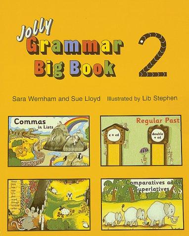 Jolly grammar. Big book. Per la Scuola elementare: 2