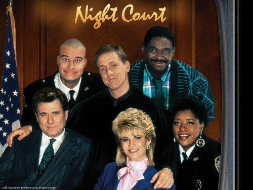Night Court: The Complete First Season: Harry Anderson, Karen Austin