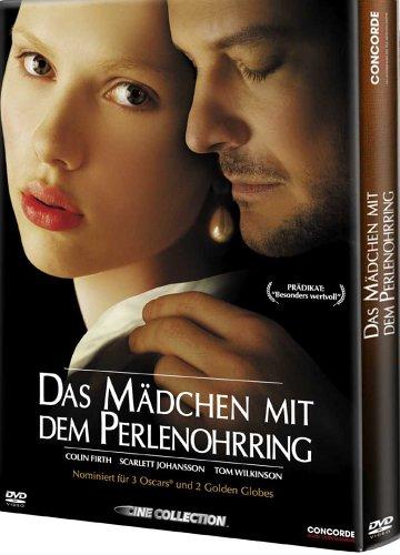 Das Mädchen mit dem Perlenohrring (2 DVDs)