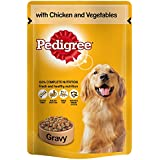 Pedigree Adult Gravy With Chicken & Vegetables (12 Pack)