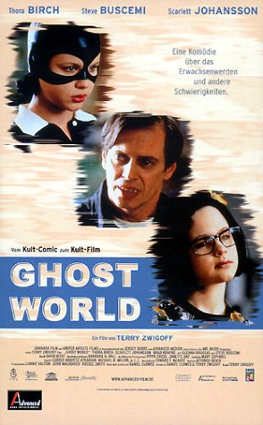 Ghost World [VHS]