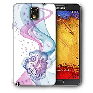 Snoogg Design Vector Printed Protective Phone Back Case Cover For Samsung Galaxy NOTE 3 / Note III