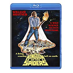 Kingdom of the Spiders [Blu-ray]