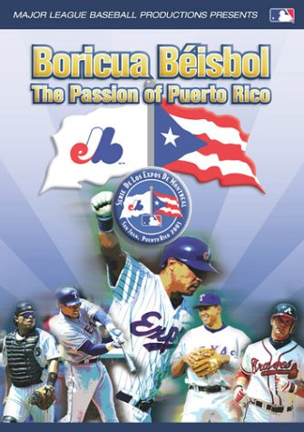Cover art for  Major League Baseball - Boricua Beisbol - Passion of Puerto Rico