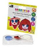 Snazaroo Face Paint Theme Pack - Circus Clown