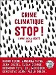 Crime climatique STOP ! : L'appel de...