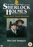 Sherlock Holmes: The Last Vampyre [DVD]