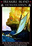 img - for Treasure Island ~ The Master Edition (Wonderland Imprints Master Editions) book / textbook / text book