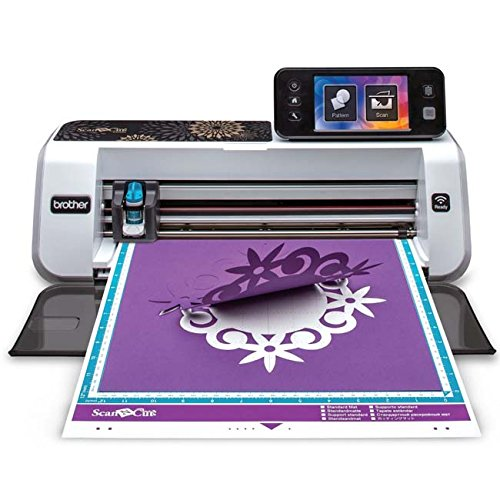 Brother Scan n Cut Cutting Machine CM 350 (Brothers Scan And Cut Machine compare prices)