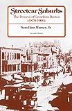 Streetcar Suburbs: The Process of Growth in Boston, 1870-1900