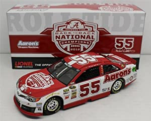 Michael Waltrip 2013 Alabama Crimson Tide 1:24 Action National Champions by Action