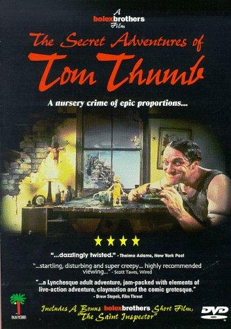 Secret adventures of Tom Thumb, The / Секретные приключения Мальчика-с-пальчик (1993)